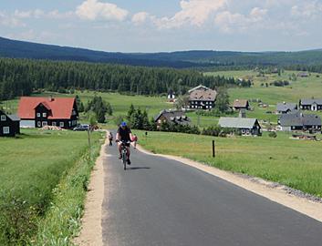 Obrázek cyklostezky